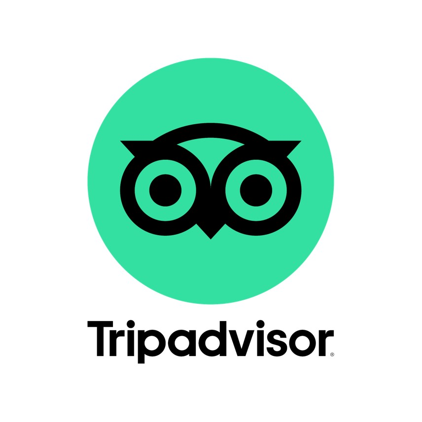 TripAdvisor Review Logo 2020 SQ