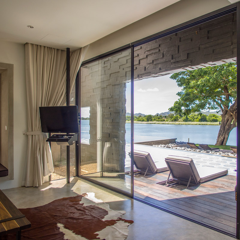 X2 River Poolside LUXE Cabin Suite