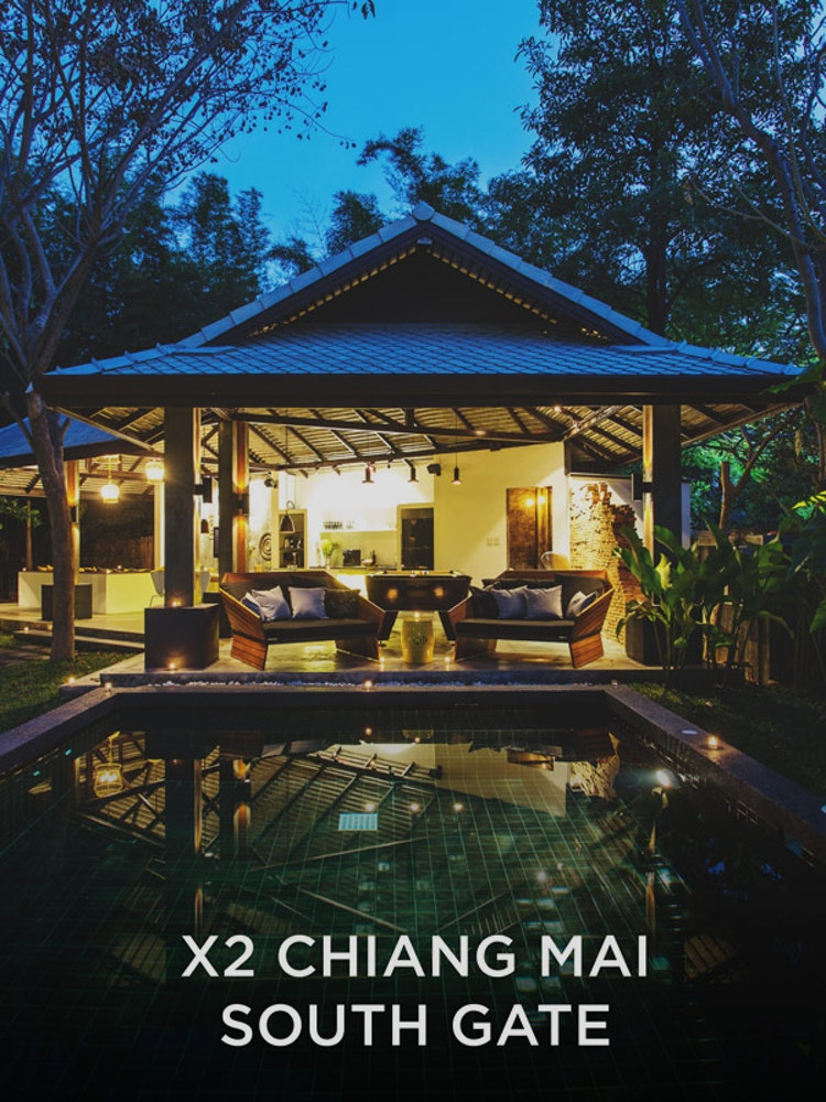 X2 Chiang Mai South Gate Destinations
