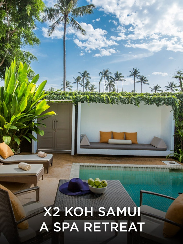 X2 Koh Samui A Spa Retreat Destinations