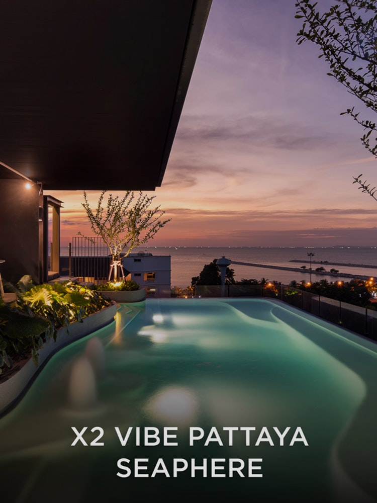 X2 Vibe Pattaya Seaphere Destinations